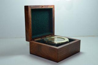 Brass Compass - Direction Compass Nautical Decor Item photo