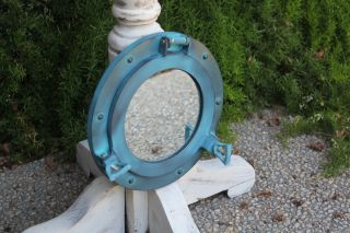 Ships Cabin Porthole Mirror Nautical Home Wall Decor 9