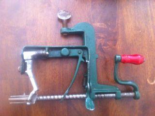 Goodell Cast Iron Apple Peeler Made In Usa photo