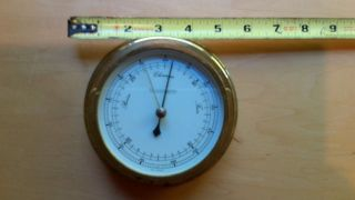 Marine Barometer photo