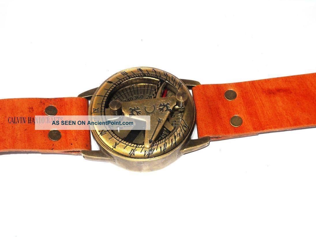 Different Wrist Watch Symbol
