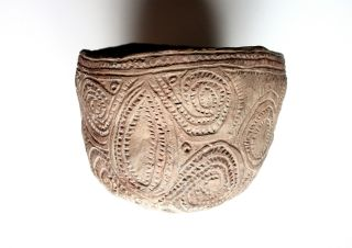 Very Fine Boiken Clay Cooking Pot - Bruce Lawes Collected Png 1950 ' S photo
