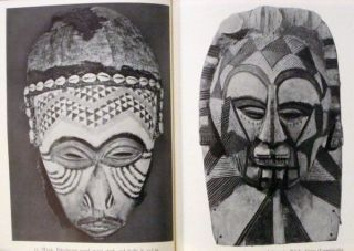 African Sculpture Masks James Johnson Sweeney Walker Evans Bollingen Art Series photo