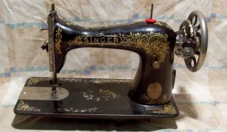 Vintage Singer 115 Sewing Machine,  Recently Serviced photo