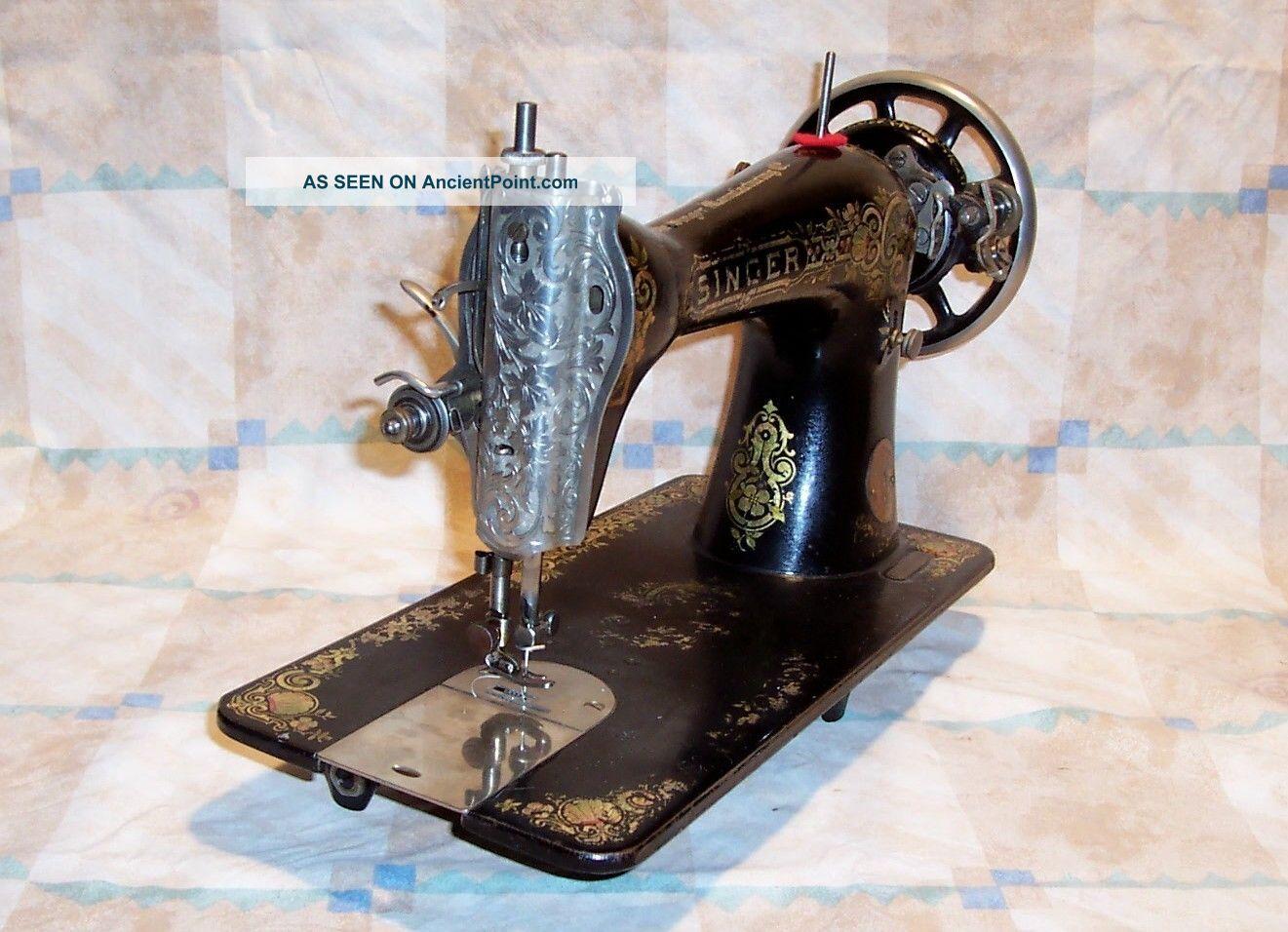 singer 115 sewing machine