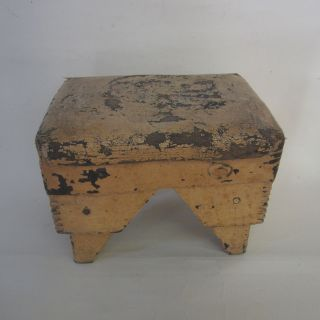 Vintage Footstool photo