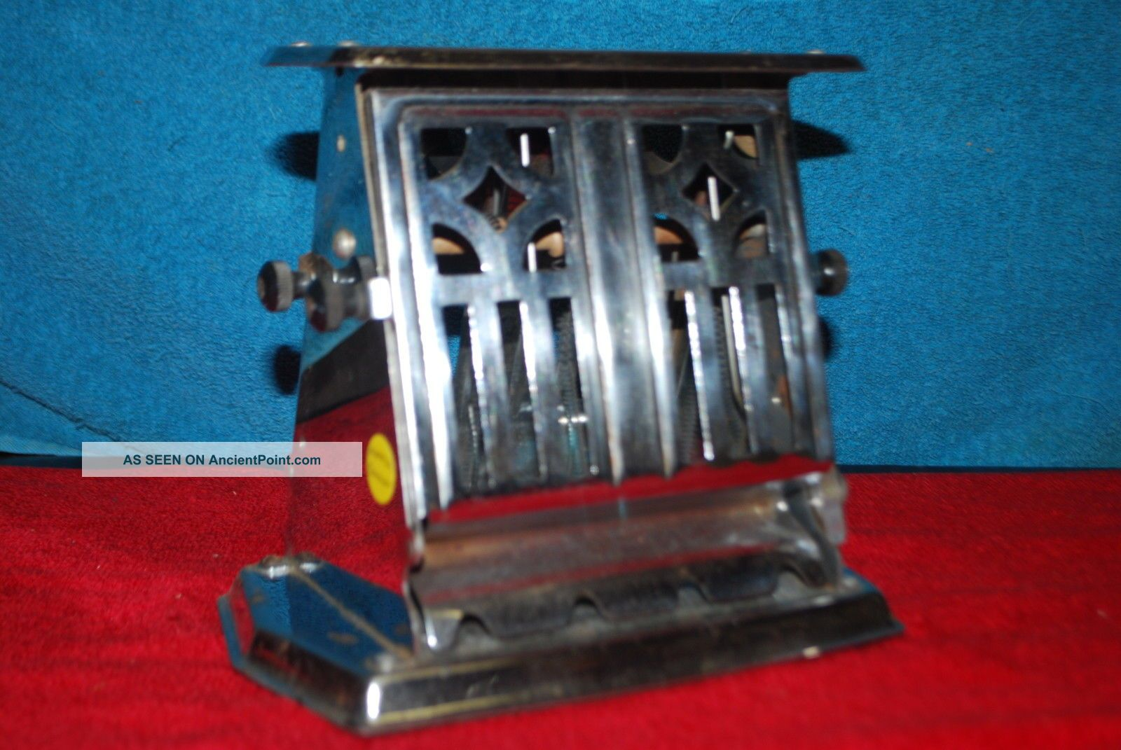 Rare 1926 Manning - Bowman Toaster Model 1228 Toasters photo