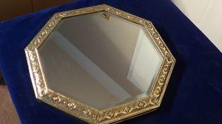 Edwardian Wall Mirror,  Cir - 1920.  Great Design & photo