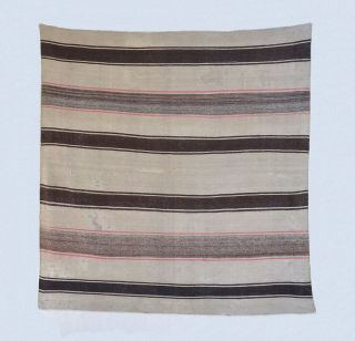Old Andes Indian Man´s Carrying Cloth Poncho Blanket Tm10170 photo