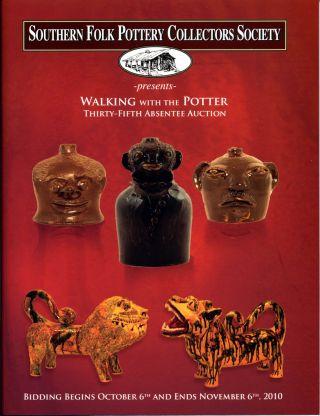 (2) Southern Folk Pottery Collectors Society Catalogs photo