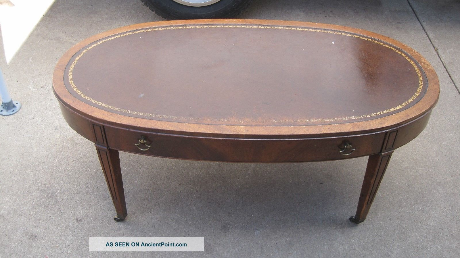 antique wooden table top crowdbuild for