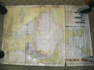 Map Of Port Philip Bay photo