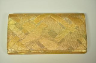 Japanese Kimono Clutch Bag photo