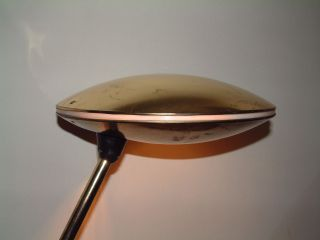 Fantastic 1960 ' S Ufo Desk Light. photo