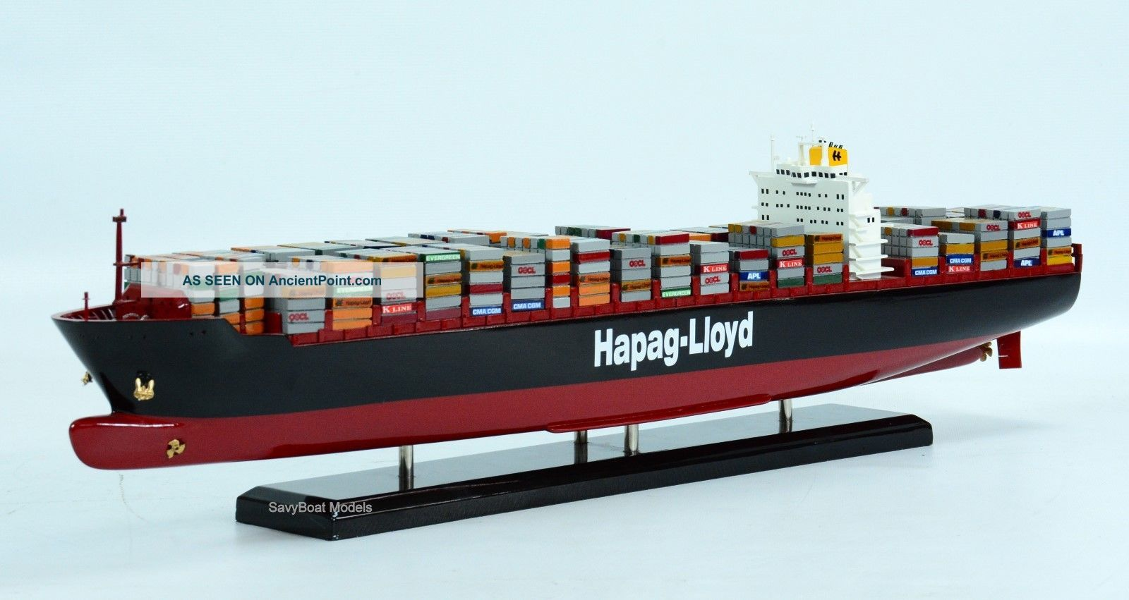 Hapag - Lloyd Container Ship Model 28