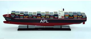 Apl Container Ship Model 28