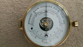 Ship Barometer photo