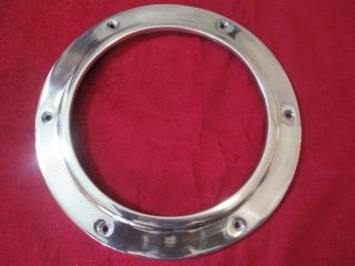 Marine Ship/ferry/tugboat Aluminium Port Hole Window Ring Withoutglass10.  75