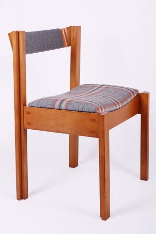 Vintage 1960s Stacking/linking Chairs By Clive Bacon Mid 20th Century Modern photo