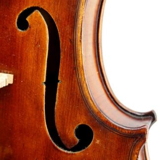 Fine,  Old Antique Scottish Violin - Labeled Mathew Hardie,  Ready - To - Play, photo