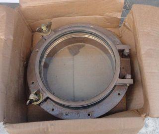 Nos Brass Porthole 10