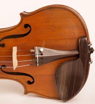 Fine Old Violin Labeled E.  Ceruti 1864 Geige Violon Violino Violine Viola Fiddle photo
