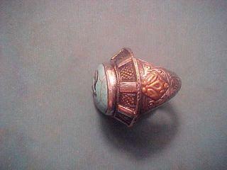 Value Near Eastern Intaglio Ring (quadruped) Post Medieval photo