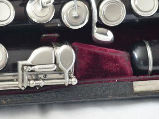 Emil Rittershausen Boehm Wood Flute photo