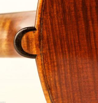 Antique 4/4 Violin From 18 - 19th Century M.  Goffriller 1726 Old Violon Geige photo