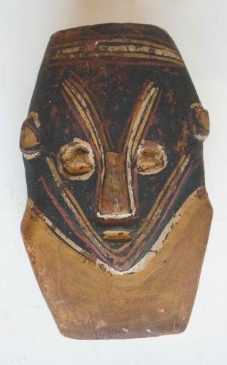 Aboriginal Carved Head photo