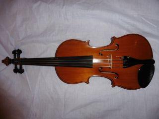 Eduard Reichert - 1899 Violin - photo