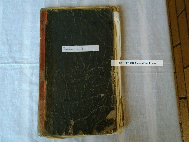 Lloyd ' S Casualty Returns Wwii Era Ship Damage& Shipwreck Documentation Other Maritime Antiques photo