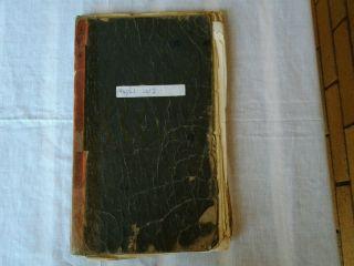 Lloyd ' S Casualty Returns Wwii Era Ship Damage& Shipwreck Documentation photo