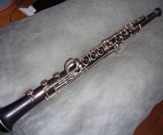 Wooden Buffet Flute/sax - Oboe photo