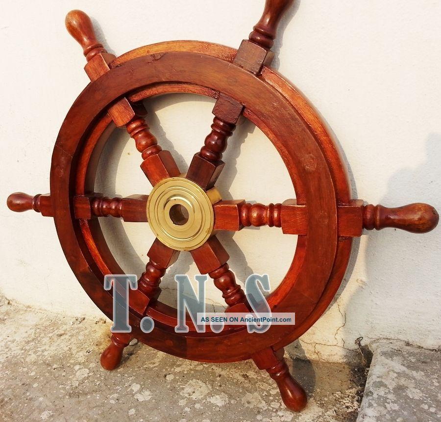 Antique Boat Ship Decor 18