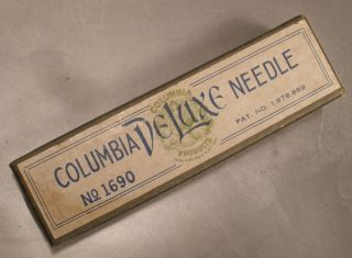 Columbia Deluxe Rug Hooking Needle photo
