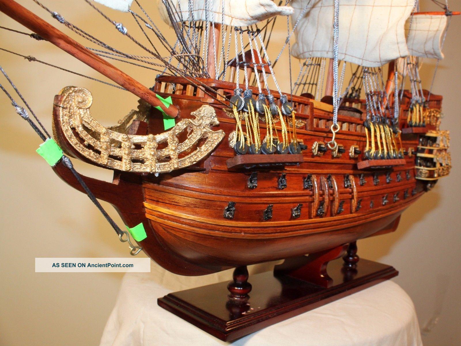 Soleil Royal Model Ship Handicraft Tall Ship L24