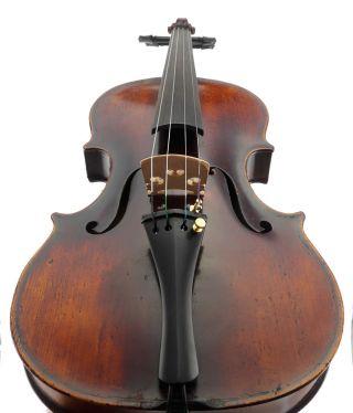 Fine,  Antique Pierre Hel Very Old 4/4 Master Violin photo