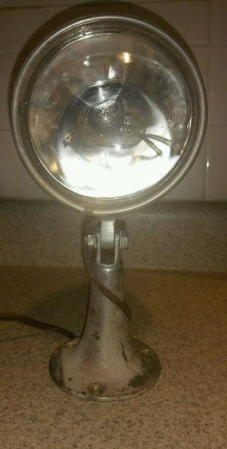 Brass Vintage Ge Spot Light photo