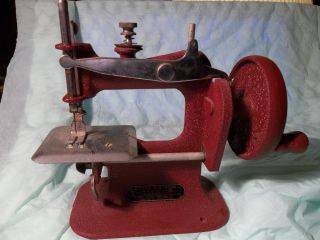 Stitch Mistress Toy Sewing Machine photo
