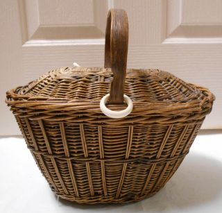 1879 Schneider Basket Us Patent Model 215,  168