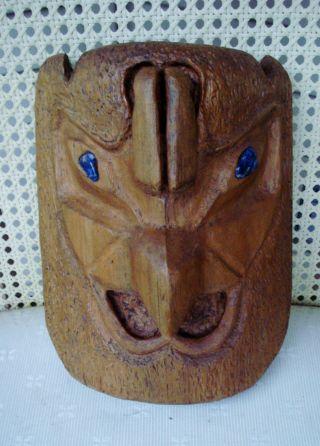 Northwest Coast Native Art Vintage Eagle? Thunderbird? Mask Estate photo