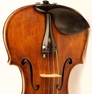 100 Years Old Italian 4/4 Violin By S.  Scarampella Geige Violon ヴァイオリン photo