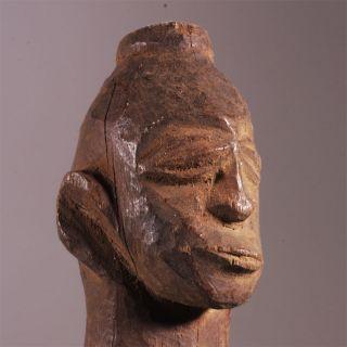 8123 Lobi Bateba Phuwe Shrine Figure Wood Display photo