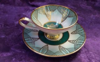 Vintage Tea Cup And Saucer Euc photo
