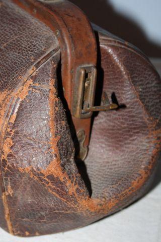 Antique Medical Practitioner ' S Bag photo
