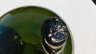Vintage Glass Float