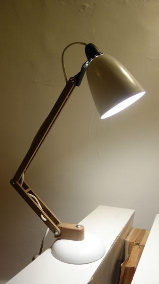 Vintage Conran Maclamp • Habitat • Classic British Design • Mac Lamp • Mcm photo