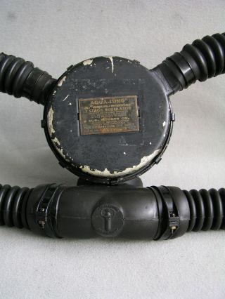 Military Aqualung,  Non - Magnetic,  Scuba Diving,  Us Divers photo