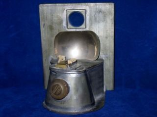 Vintage Nautical Oil Lamp Anderson & Gyde Ltd.  1943 Inner Port photo